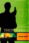 Obálka knihy James Bond - Thunderball