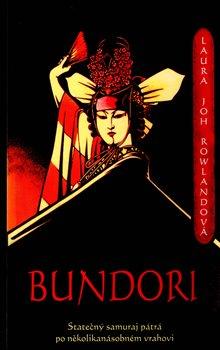 Obálka titulu Bundori