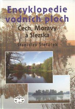 Obálka titulu Encyklopedie vodních ploch Čech, Moravy a Slezka