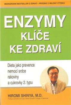 Obálka titulu Enzymy klíče ke zdraví