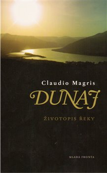 Obálka titulu Dunaj