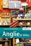 Obálka knihy Anglie & Wales