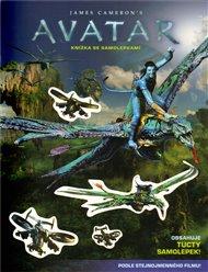 Avatar - Knížka se samolepkami