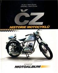 ČZ - Historie motocyklů