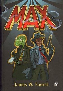 Obálka titulu Max