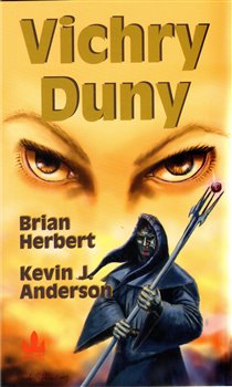 Obálka titulu Vichry Duny