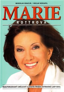 Obálka titulu Marie Rottrová