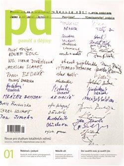 Obálka titulu Paměť a dějiny č. 1/2010
