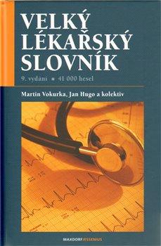 Obálka titulu Velký lékařský slovník 9. vydání