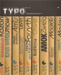 Obálka titulu TYPO 39