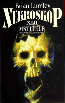 Obálka titulu Nekroskop XIII: Mstitelé