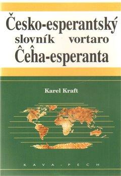 Obálka titulu Česko-esperantský slovník