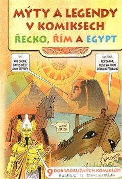 Obálka titulu Mýty a legendy v komiksech