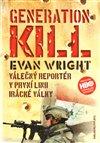 Obálka knihy Generation Kill