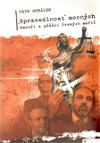"""Obálka knihy """"Spravedlnost"""" mocných"""