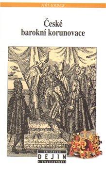 Obálka titulu České barokní korunovace