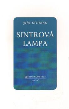 Obálka titulu Sintrová lampa