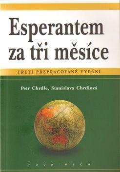 Obálka titulu Esperantem za tři měsíce