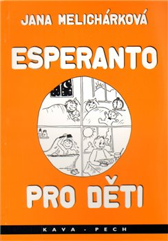 Obálka titulu Esperanto pro děti