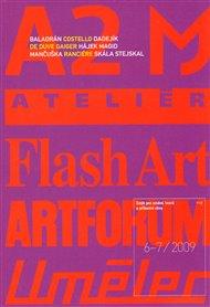 Sešit pro umění, teorii a příbuzné zóny 6-7/2009