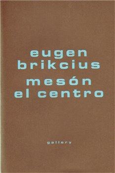 Obálka titulu Mesón El Centro
