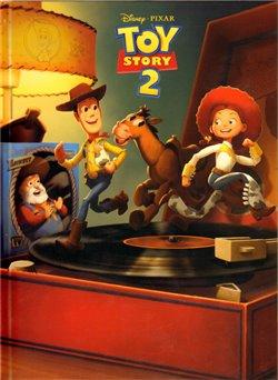 Obálka titulu Toy Story 2