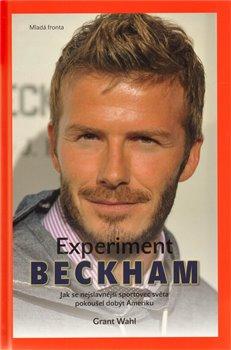 Obálka titulu Experiment Beckham