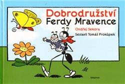 Obálka titulu Dobrodružství Ferdy Mravence