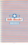 Obálka knihy Hello, Ameriko!
