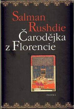 Obálka titulu Čarodějka z Florencie