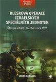 Obálka knihy Blesková operace izraelských speciálních jednotek