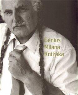 Obálka titulu Génius Milana Knížáka