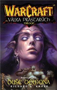 Obálka titulu Duše démona - Warcraft
