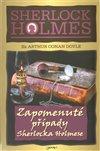 Obálka knihy Zapomenuté případy Sherlocka Holmese
