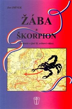 Obálka titulu Žába a škorpion