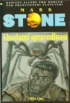 Obálka titulu Mark Stone: Absolutní spravedlnost