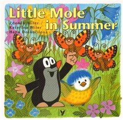 Obálka titulu Little Mole in Summer
