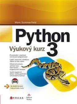 Obálka titulu Python 3