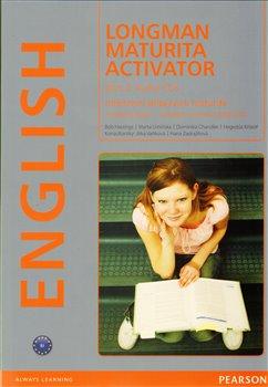 Obálka titulu Longman Maturita Activator - Učebnice + 2 audio CDs