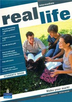 Obálka titulu Real Life Intermediate Student´s book