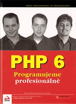 Obálka titulu PHP 6