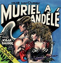 Obálka titulu Muriel a andělé