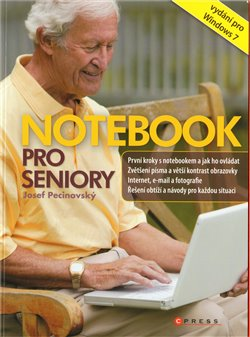 Obálka titulu Notebook pro seniory