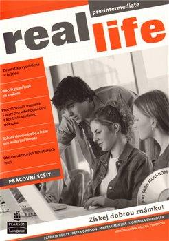 Obálka titulu Real Life Pre-intermediate Workbook