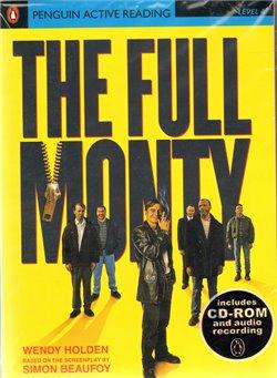Obálka titulu The Full Monty + CD Pack