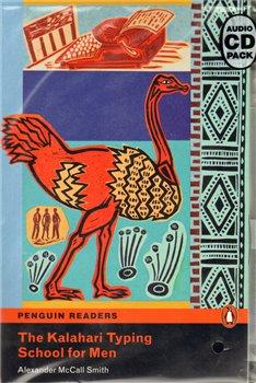 Obálka titulu The Kalahari Typing School for Men + CD Pack