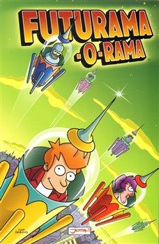 Obálka titulu Futurama-o-Rama