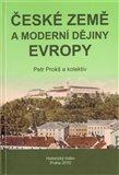 České země a moderní dějiny Evropy - obálka