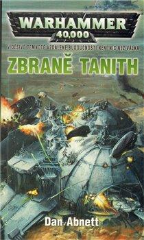 Obálka titulu Warhammer - Zbraně Tanith