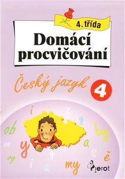 Obálka titulu Domácí procvičování z češtiny 4. třída